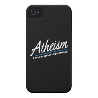 Atheism: A non-prophet organization iPhone 4 Case-Mate Cases