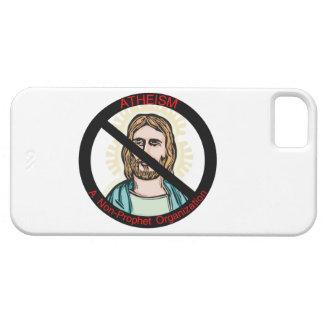 Atheism A Non Prophet Organization iPhone SE/5/5s Case