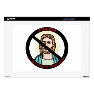 Atheism A Non Prophet Organization Laptop Skins