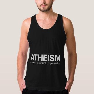 Atheism a non prophet organization tank top