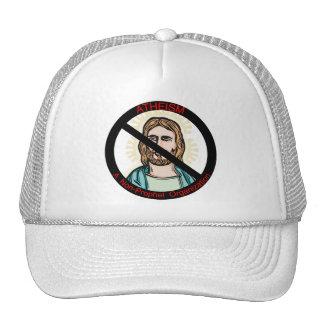 Atheism A Non Prophet Organization Trucker Hat