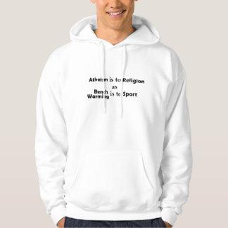 Atheism Analogy - Hoodie