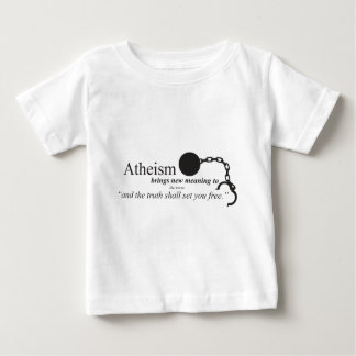 Atheism brings new meaning shirt