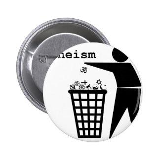Atheism Button