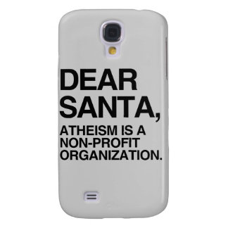 ATHEISM IS A NON-PROFIT ORGANIZATION -.png Samsung Galaxy S4 Covers