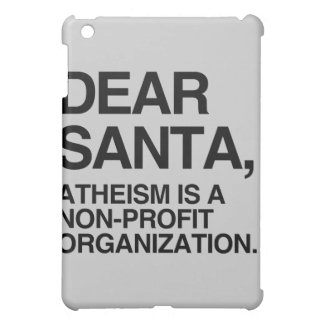 ATHEISM IS A NON-PROFIT ORGANIZATION -.png Case For The iPad Mini