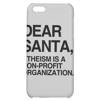 ATHEISM IS A NON-PROFIT ORGANIZATION -.png iPhone 5C Covers