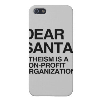 ATHEISM IS A NON-PROFIT ORGANIZATION -.png iPhone 5 Cover