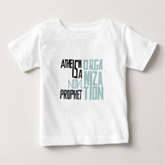 Atheism is a non prophet organization t shirts