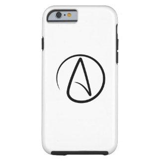 Atheism Pictogram iPhone 6 Case