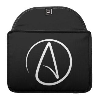 Atheism Pictogram MacBook Pro Sleeve