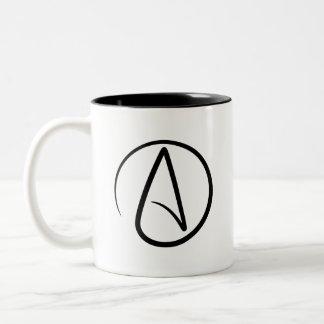 Atheism Pictogram Mug