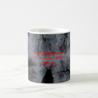 atheism quote - Customized Coffee Mug