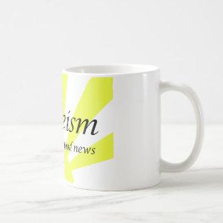 Atheism Spread The Good News Coffee Mug