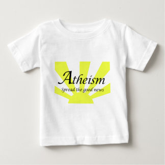Atheism Spread The Good News T-shirt