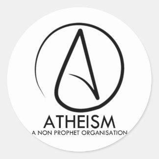 Atheism Sticker