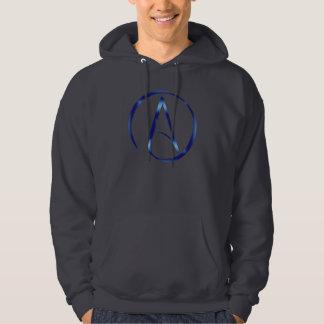 Atheism Symbol Hoodie
