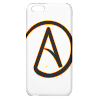 Atheism Symbol iPhone 5C Cases