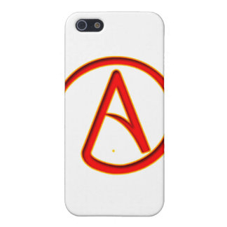 Atheism Symbol Cases For iPhone 5