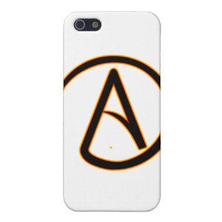Atheism Symbol Case For iPhone 5