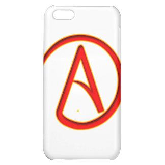Atheism Symbol iPhone 5C Case