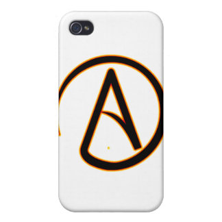 Atheism Symbol iPhone 4/4S Cover