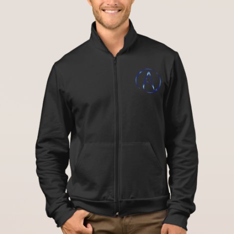 Atheism Symbol Jogger Jacket