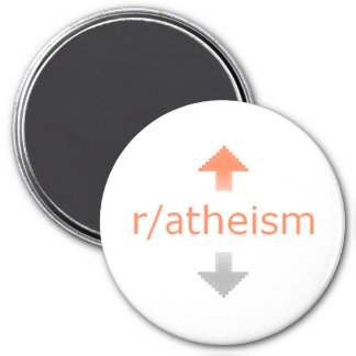 Atheism Upvote Magnet