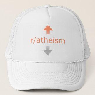 Atheism Upvote Trucker Hat