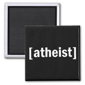 [atheist] 2 inch square magnet