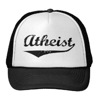 Atheist 2 trucker hat