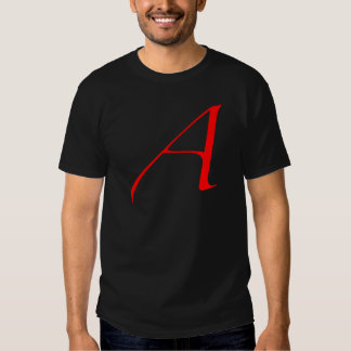 "Atheist ""A""  logo Dresses"