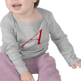 "Atheist ""A""  logo Tshirt"