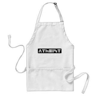 Atheist Adult Apron