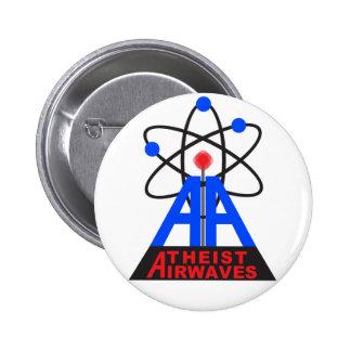 Atheist Airwaves Pin