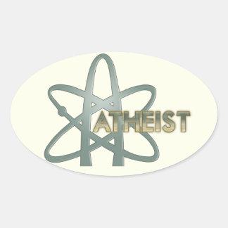 Atheist (American atheist symbol) Stickers