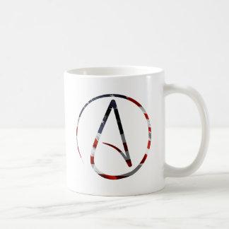 Atheist American Mugs