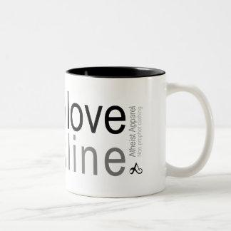 Atheist Apparel - Fall in Love Mug