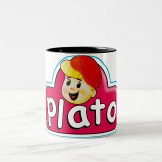 Atheist Apparel - Plato / Play-doh Mug