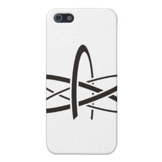 Atheist Atom Case For iPhone SE/5/5s