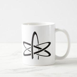 Atheist Atom Coffee Mug