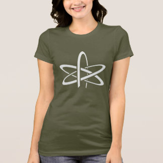 Atheist Atom Women's Shirt