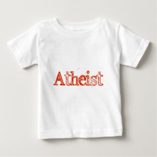 Atheist Bright Red Tees