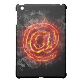 Atheist - burning A @ iPad Mini Cases