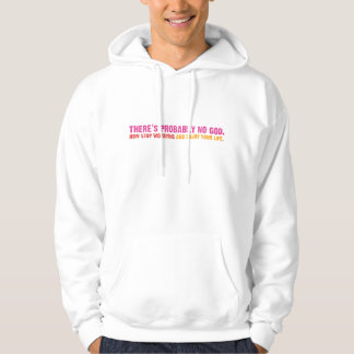 Atheist Bus Campaign Hoodie