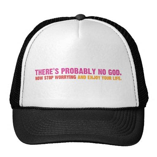 Atheist Bus Campaign Trucker Hat