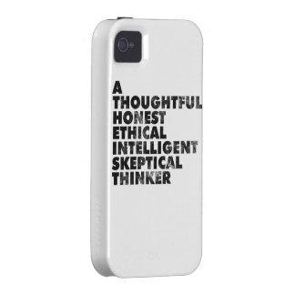 Atheist Vibe iPhone 4 Case