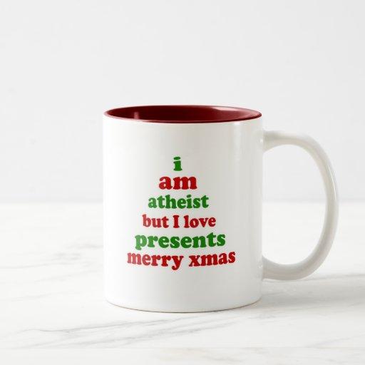Atheist Christmas Coffee Mug
