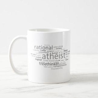 Atheist Cloud Coffee Mug