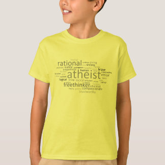 Atheist Cloud T-Shirt